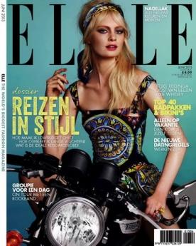 ELLE 6, iOS, Android & Windows 10 magazine