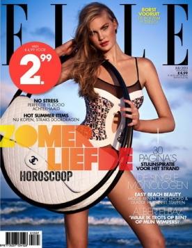 ELLE 7, iOS, Android & Windows 10 magazine