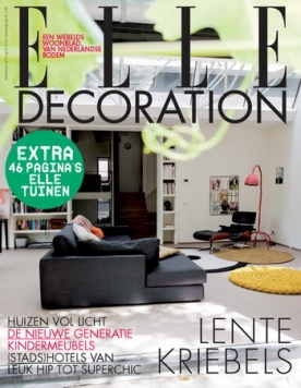 ELLE Decoration 169, iPad & Android magazine