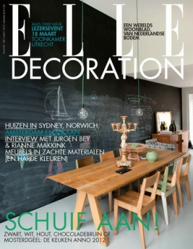 ELLE Decoration 168, iOS, Android & Windows 10 magazine