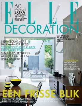 ELLE Decoration 170, iOS, Android & Windows 10 magazine
