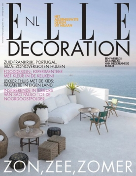 ELLE Decoration 172, iPad & Android magazine