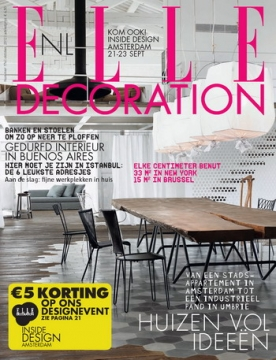 ELLE Decoration 174, iOS, Android & Windows 10 magazine