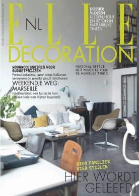 ELLE Decoration 175, iOS, Android & Windows 10 magazine