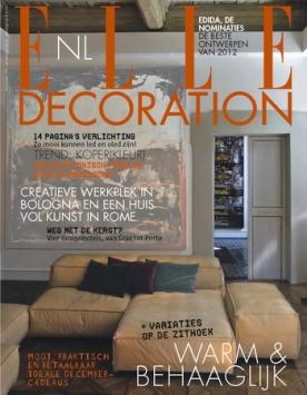 ELLE Decoration 176, iOS, Android & Windows 10 magazine