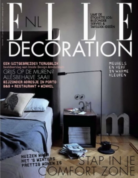 ELLE Decoration 177, iOS magazine
