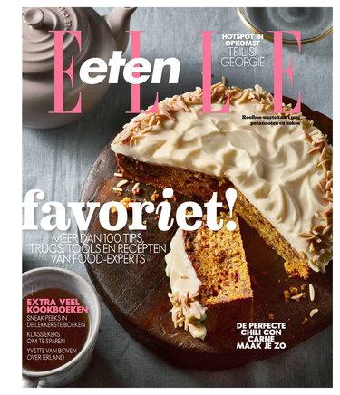 ELLE Eten 5, iOS, Android & Windows 10 magazine