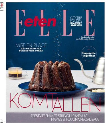 ELLE Eten 6, iOS, Android & Windows 10 magazine