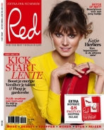 Red 4, iOS & Android magazine