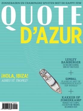 Quote 8, iOS, Android & Windows 10 magazine