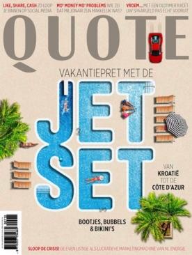 Quote 7, iOS, Android & Windows 10 magazine