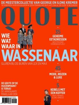 Quote 10, iOS, Android & Windows 10 magazine