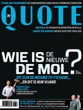 Quote 4, iOS, Android & Windows 10 magazine