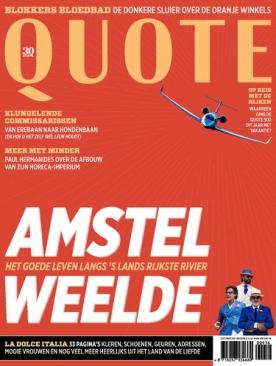 Quote 9, iOS, Android & Windows 10 magazine