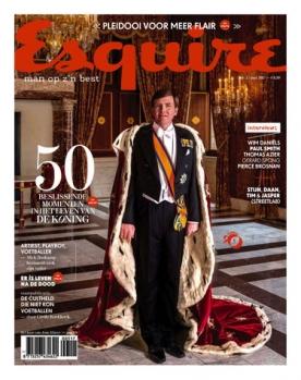 Esquire 5, iOS, Android & Windows 10 magazine
