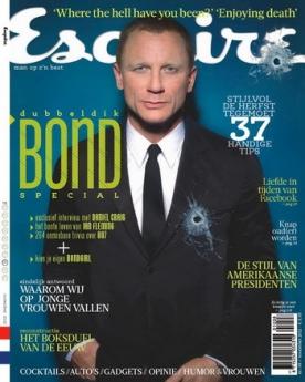 Esquire 8, iOS, Android & Windows 10 magazine