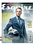 Esquire 4, iPad & Android magazine