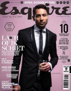 Esquire 12, iOS & Android magazine