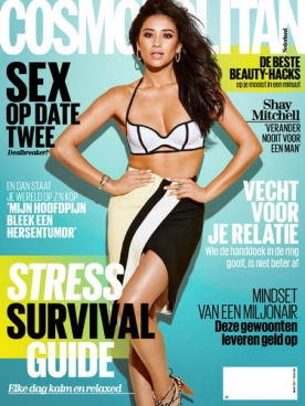 Cosmopolitan 3, iOS, Android & Windows 10 magazine