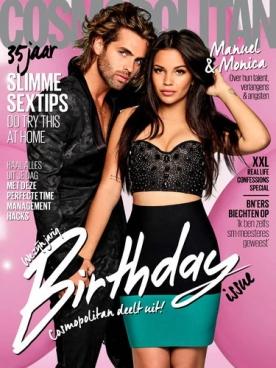 Cosmopolitan 10, iOS, Android & Windows 10 magazine
