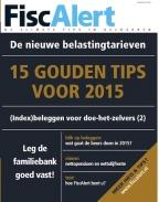 FiscAlert 1, iOS & Android magazine