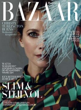 Harper's BAZAAR 4, iOS, Android & Windows 10 magazine