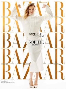 Harper's BAZAAR 1, iOS, Android & Windows 10 magazine