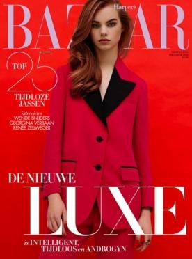 Harper's BAZAAR 10, iOS, Android & Windows 10 magazine