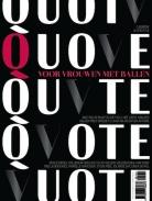 Quote V 1, iOS & Android magazine