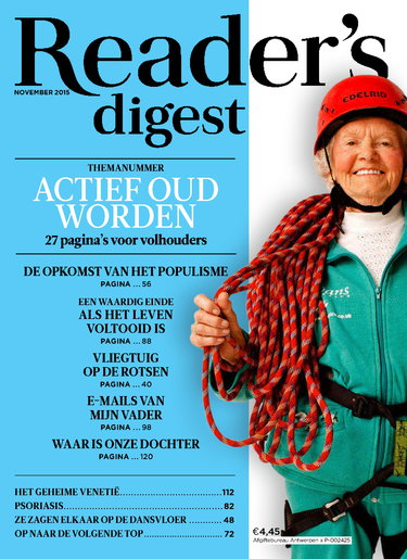 Reader's Digest 11, iOS, Android & Windows 10 magazine