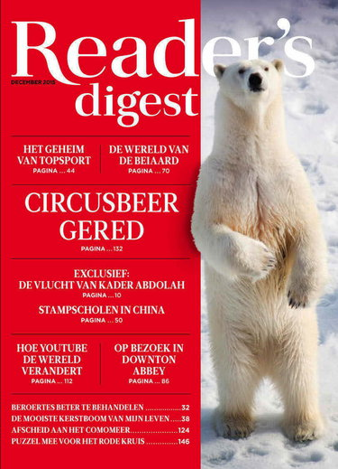 Reader's Digest 12, iOS, Android & Windows 10 magazine