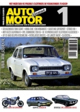 Auto Motor Klassiek 1, iOS, Android & Windows 10 magazine