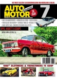 Auto Motor Klassiek 7, iOS, Android & Windows 10 magazine