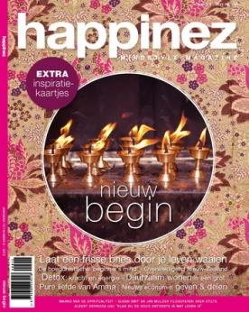 Happinez 8, iOS, Android & Windows 10 magazine