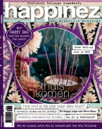 Happinez 8, iOS & Android magazine