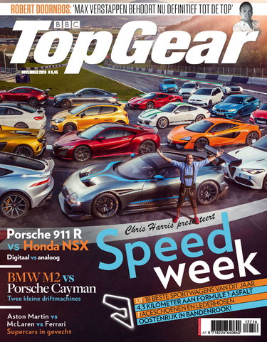 TopGear Magazine 137, iOS, Android & Windows 10 magazine
