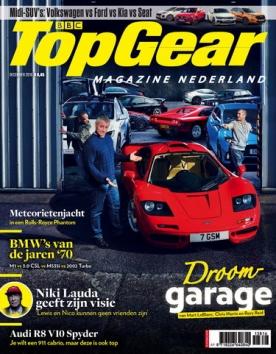 TopGear Magazine 138, iOS, Android & Windows 10 magazine