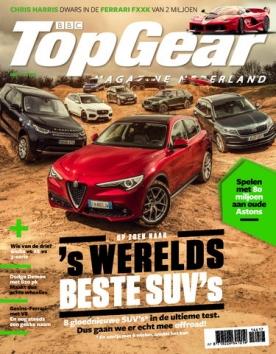TopGear Magazine 144, iOS, Android & Windows 10 magazine