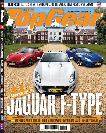 TopGear Magazine 96, iOS, Android & Windows 10 magazine