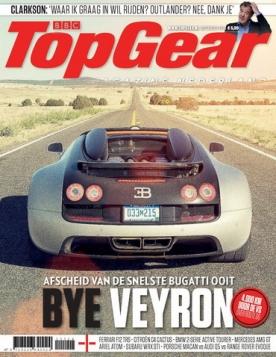 TopGear Magazine 111, iOS, Android & Windows 10 magazine