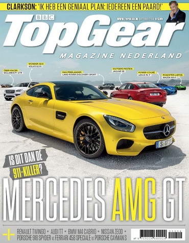 TopGear Magazine 112, iOS, Android & Windows 10 magazine