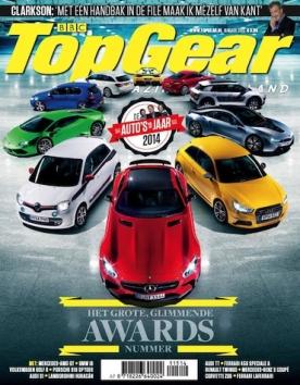 TopGear Magazine 115, iOS, Android & Windows 10 magazine