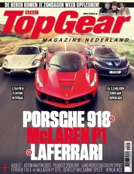 TopGear Magazine 116, iOS, Android & Windows 10 magazine