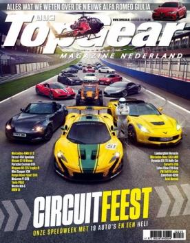TopGear Magazine 122, iOS, Android & Windows 10 magazine