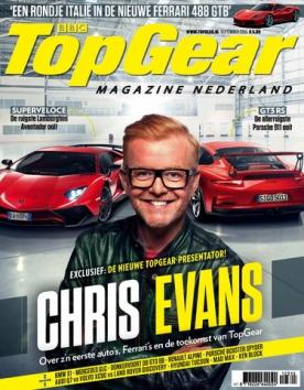 TopGear Magazine 123, iOS, Android & Windows 10 magazine