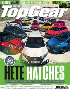 TopGear Magazine 124, iOS, Android & Windows 10 magazine