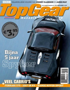TopGear Magazine 1, iOS, Android & Windows 10 magazine