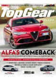 TopGear Magazine 133, iOS, Android & Windows 10 magazine