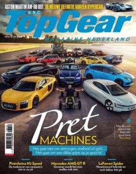 TopGear Magazine 134, iOS, Android & Windows 10 magazine