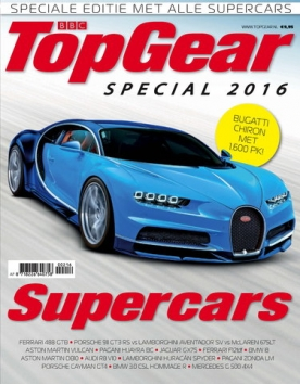 TopGear Supercars 4, iOS, Android & Windows 10 magazine